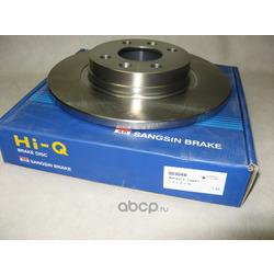 Диск тормозной (Sangsin brake) SD3049