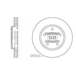 ДИСК ТОРМОЗНОЙ (Sangsin brake) SD4315