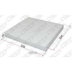 Фильтр салона HONDA CR-V 07-/ACCORD 02-/CIVIC 06- (Sat) ST80292SWWG01