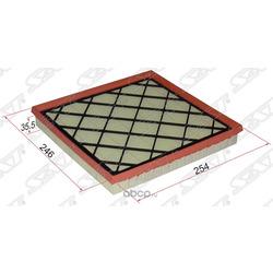 Фильтр воздушный CHEVROLET CRUZE 09- (Sat) ST13272717