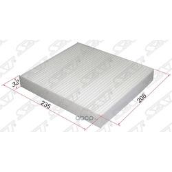 Фильтр салона FORD FOCUS /C-MAX 04- (Sat) ST1354953
