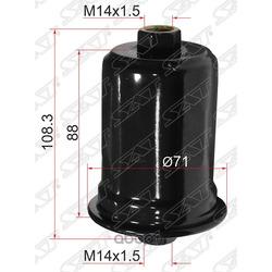 Фильтр топливный TOYOTA MARK2/CHASER/CRESTA 1GFE/1/2JZ# 92- (Sat) ST2330046050