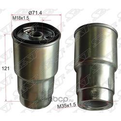 Фильтр топливный TOYOTA CORONA/MARK/HIACE 2/3C/2LTE 92- (Sat) ST2339064450