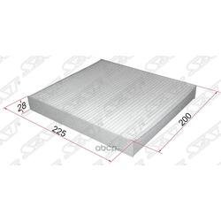 Фильтр салона HONDA CR-V RD1 96-01 (Sat) ST80291S04003