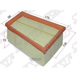 Фильтр воздушный RENAULT DUSTER 10- (Sat) ST8200431051