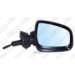 Зеркало RENAULT LOGAN 10-14/LADA LARGUS 12- RH механическое (Sat) STDC01940A1