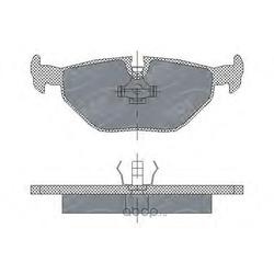 Колодки торм.RR (SCT) SP184