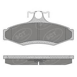 Колодки торм.RR (SCT) SP653