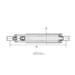 Амортизатор (SCT) Z1041