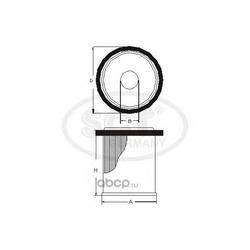 Топливный фильтр (SCT) SC7069P
