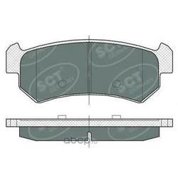Колодки торм.RR (SCT) SP376