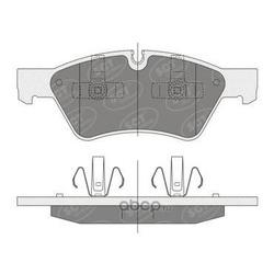 Колодки торм.FR (SCT) SP352
