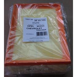 Фильтр воздушный Opel Мокка 2012-, CHEVROLET TRACKER (SIBTEK) AF01133