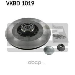 Тормозной диск (Skf) VKBD1019