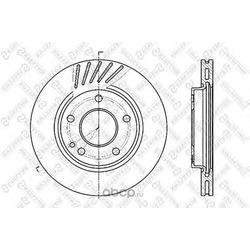 Тормозной диск (Stellox) 60203346VSX