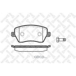 Комплект тормозных колодок (Stellox) 998000SX