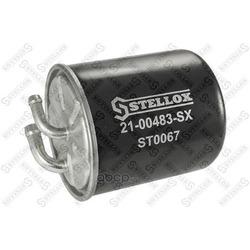 Топливный фильтр (Stellox) 2100483SX
