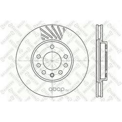 Тормозной диск (Stellox) 60203630VSX