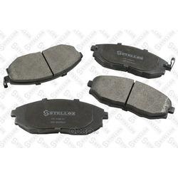 Комплект тормозных колодок (Stellox) 000042BSX