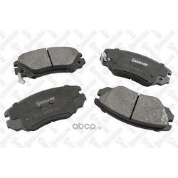 Комплект тормозных колодок (Stellox) 000046BSX