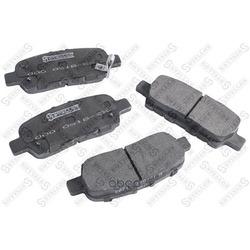 Комплект тормозных колодок (Stellox) 000051BSX