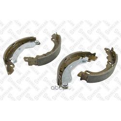 Комплект тормозных колодок (Stellox) 000450SX