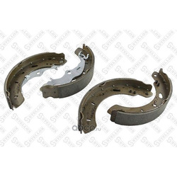Комплект тормозных колодок (Stellox) 000452SX