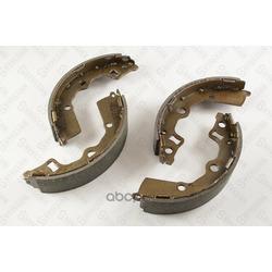 Комплект тормозных колодок (Stellox) 000469SX