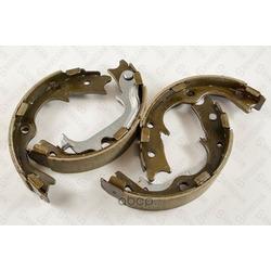 Комплект тормозных колодок (Stellox) 000626SX
