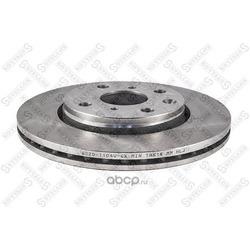 Тормозной диск (Stellox) 60201104VSX