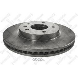 Тормозной диск (Stellox) 60201110VSX