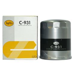 Фильтр масляный (TopFils) C931