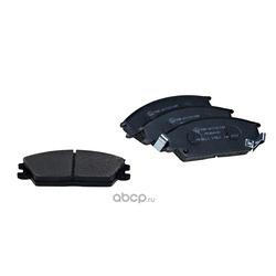 Колодки тормозные дисковые (Trialli) PF084101