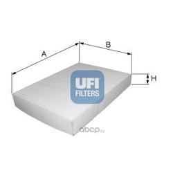 Фильтр (UFI) 5322300