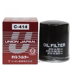 Масляный фильтр (Union) C414