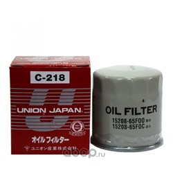 Фильтр масляный (Union) C218