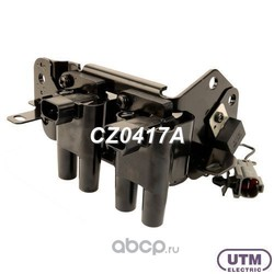 Катушка зажигания (Utm) CZ0417A