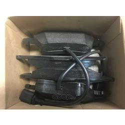 комплект тормозных накладок (VAG) 4B0698151AD