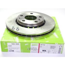 Тормозной диск (Valeo) 297192