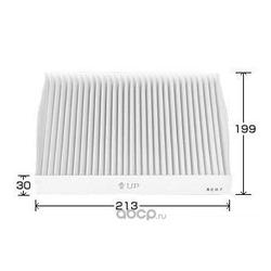 Фильтр, воздух во внутренном пространстве (VIC) AC201E