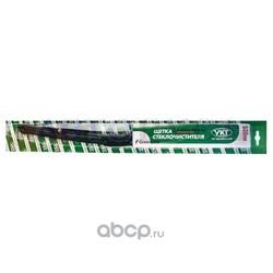 Щетка стеклоочистителя бескаркасная GREEN LINE 530mm (VK TECHNOLOGY) VT05621