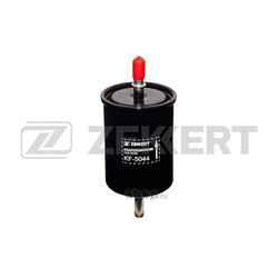 Фильтр топливный Citroen C3 I II 02- C4 I 04- C5 01- Xsara (N0 N1 N2) 97- Peugeot 206 00- 20 (Zekkert) KF5044