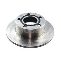 Диск тормозной задний / AUDI 100, A4, A6; SKODA Superb; VW Passat-V (10-245) 90 (OSSCA) 01583