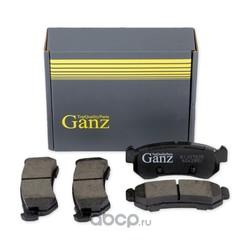Колодки задние CHEVROLET LACETTI 07 (GANZ) GIJ07035