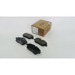 Колодки тормозные BMW E81 E87 MINI Cooper 116i 118i 09 04 3 (KOTL) 1611KT