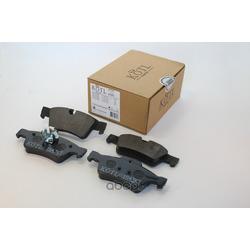 Колодки тормозные MERCEDES-BENZ W164 ML 05 /W251 R-CLASS 06 задние (KOTL) 1643KT