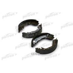 Колодки тормозные барабанные задн HYUNDAI: ACCENT 1.3-1.6 00 (PATRON) PSP606