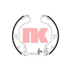 Колодки тормозные барабанные задние / FORD Maverick 00 (Nk) 2732640