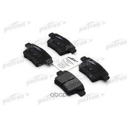 Колодки тормозные дисковые задн FORD: MONDEO 1.8SCI/3.0 V6 24V/2.2TDCI 03 (PATRON) PBP1885