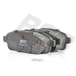 Колодки тормозные дисковые задние / CHEVROLET Cruze,Orlando,OPEL Astra-J,Zafira-C 09 (BSG) BSG65200020